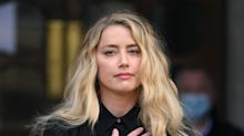 Amber Heard speaks out after Johnny Depp is denied appeal of 'wife beater' libel ruling