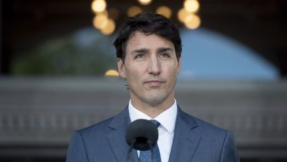 Trudeau creates two new federal ministries