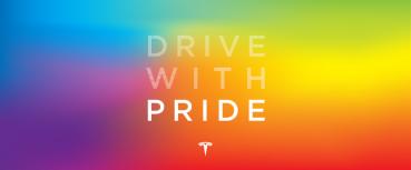 台灣特斯拉 2020 限定版彩虹 Model X 現身!DRIVE WITH PRIDE 提案募集開跑,獨享三天駕駛體驗