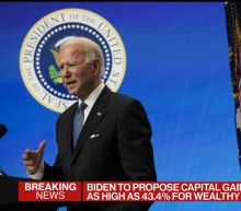 Biden Eyeing Tax Rate as High as 43.4% in Next Economic Package