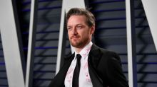 Why James McAvoy let his Oscars friends deface his shirt