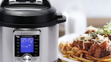 This Instant Pot Mini is cheaper than we've ever seen it—50 percent off, today only