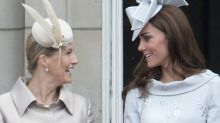 Royal's joy as elderly father receives COVID vaccine