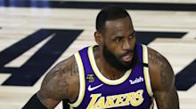 Lakers' LeBron James Says Playing Without Fans Still 'A Very Weird Dynamic'
