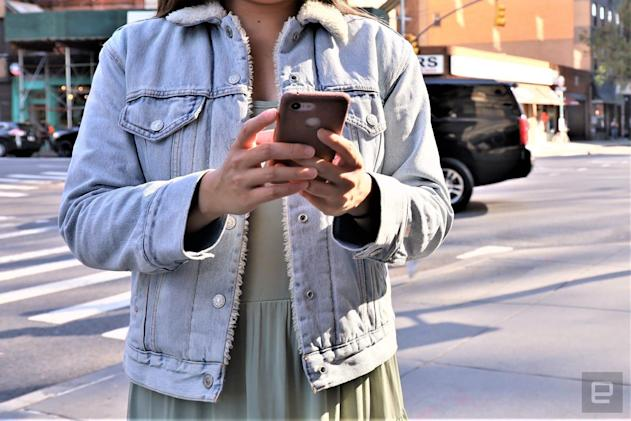 Google and Levis' second jacket is smarter, but still a novelty