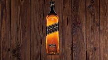 Whisky Johnnie Walker Black Label por menos de 100 reais