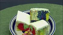 Colored Cake Recipe