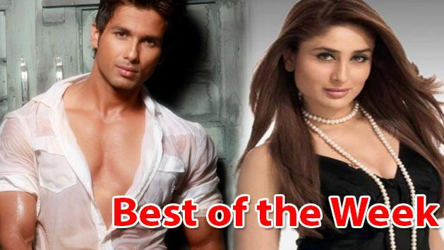 Best Of The Week- After Shahid Its Kareena Who Injured On The Sets And More Hot News