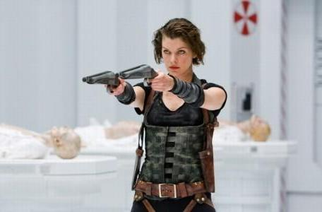 Fifth Resident Evil movie in the works, scheduled for 2012