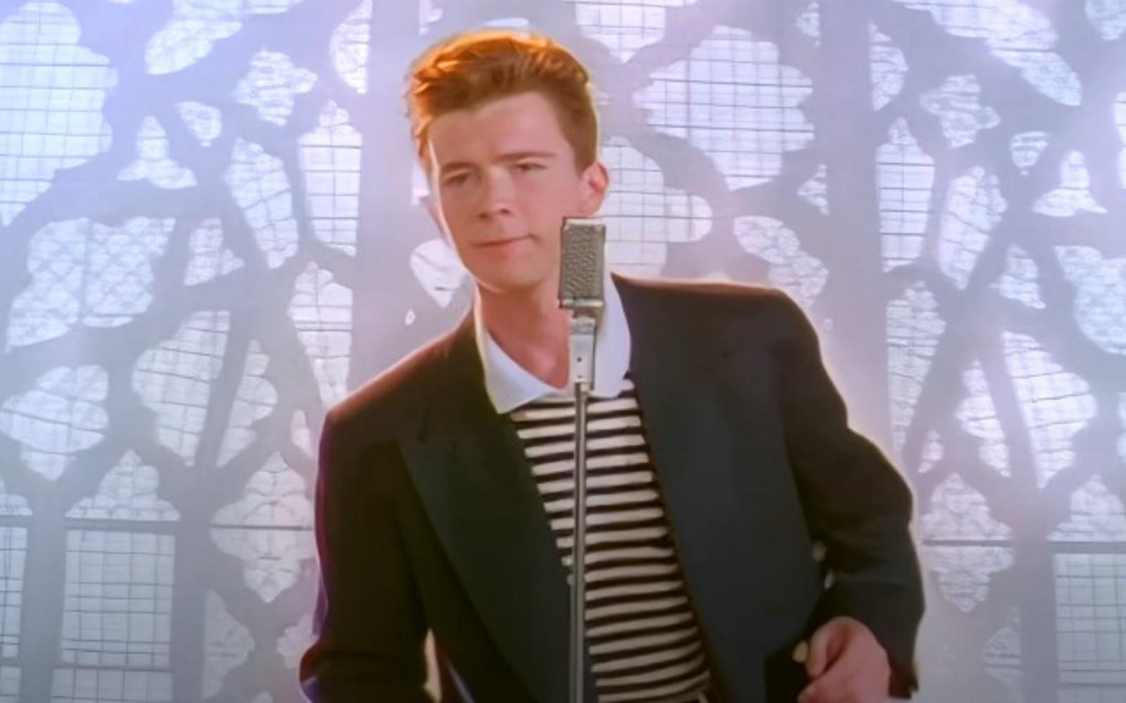AI has remastered Rick Astley's 'Never Gonna Give You Up' in glorious 4K   Engadget