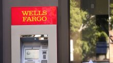 Wells Fargo shares fall the most in more than a month