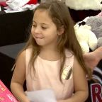 Girl, 7, Who Lost Home in California Fire Holds Toy Drive for Kids in Need: 'I Know How It Feels'