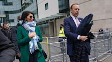 Matt Hancock apologises for breaking COVID rules over photo of him kissing close aide