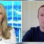 Mark Zuckerberg told Fox News that Facebook would not fact-check Trump's false claims as Twitter did