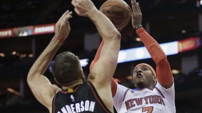Carmelo willing to give up millions to join Rockets