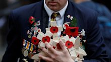 Armistice Day observed