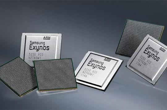 Samsung reportedly looking to engineer new ARM-compatible Exynos processor
