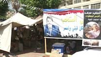Raw: Morsi Supporters Stand Firm