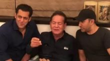 Salman Khan Sings With Dad Salim in Adorable New Video