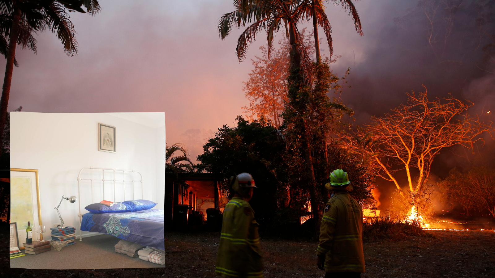 Airbnb hosts are giving free rooms to bushfire victims