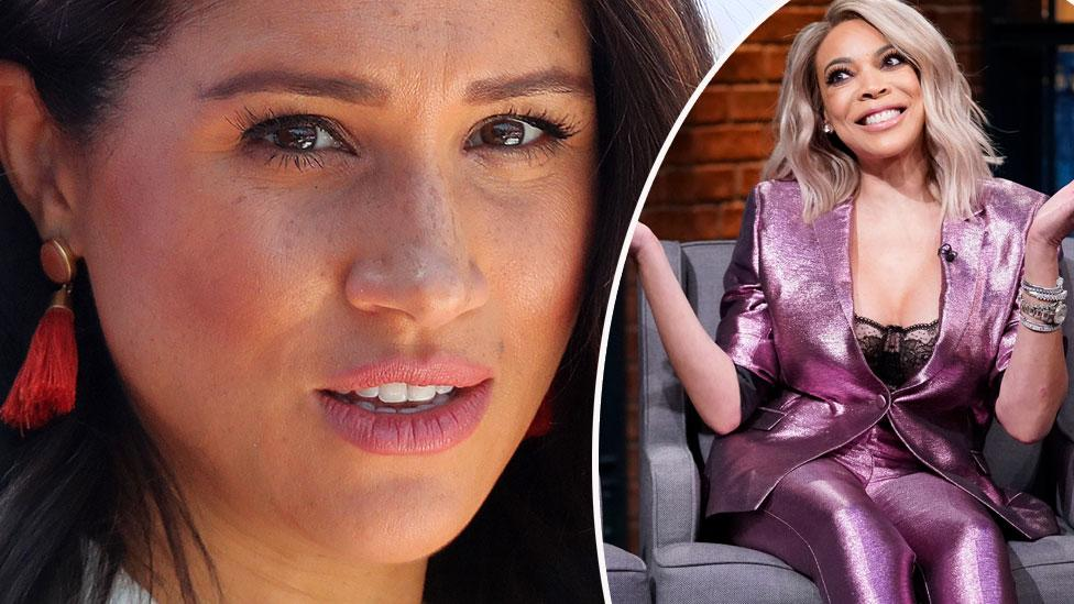 'Nobody feels sorry for you': TV star's dig at Meghan Markle
