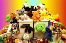 Beanie Babies Online entertains kids, sells toys