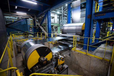 EFT Analytics is Using Predictive Modeling to Address Strip Breaks in the Steel Galvanizing Process