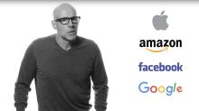 Das Geheimnis der Digital-Giganten: Apple ist wie Sex, Facebook wie Liebe, Google ein Gott