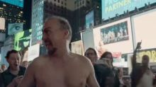 How 'Birdman' Got That Crazy Shot of Michael Keaton Jogging Through Times Square in His Underwear