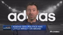 Adidas CEO on earnings, trade and midterm elections