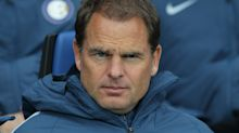 Crystal Palace set to appoint Frank de Boer as manager