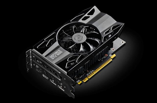 NVIDIA's GTX 1650 GPU delivers modern gaming for $149