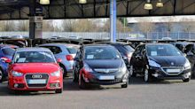 Rising used car prices drive up UK inflation