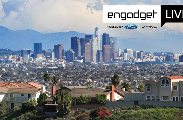 Engadget Live takes over LA on August 21st!