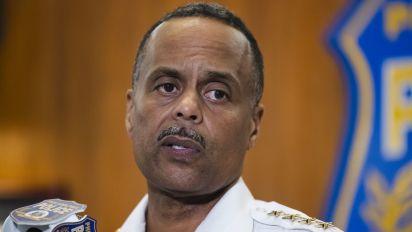 Philadelphia police chief resigns amid bias claims