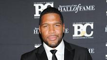 See 'Magic Mike' Sequel Costar Michael Strahan Show Off His XXL Abs