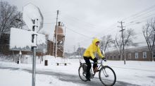 Deadly storm knocks out power in U.S. South, threatens east coast