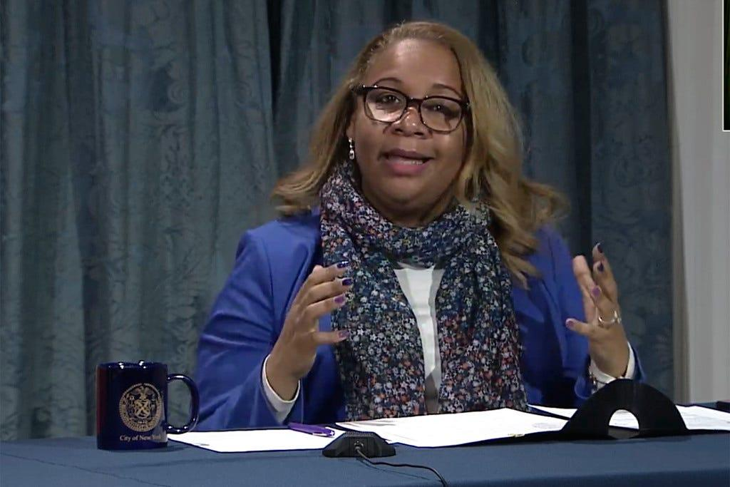 Longtime NYC educator Meisha Ross Porter to be first Black woman leading nation's largest public school district