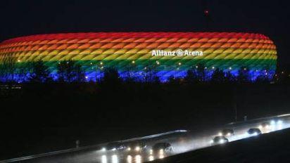 Zeichen in Richtung Ungarn: Münchner Stadtrat will Stadion in Regenbogenfarben