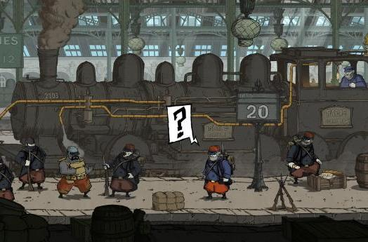 Valiant Hearts: The Great War on Android tomorrow