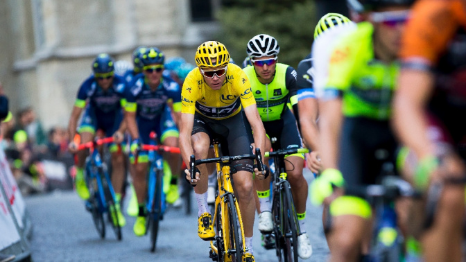 Froome targets historic double at Vuelta