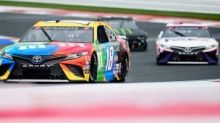 ADVANCING through the NASCAR Playoffs: Round of 8 set