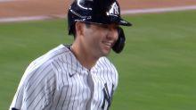 Kyle Higashioka's two-run homer