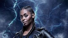 Nafessa Williams, TV's first black lesbian superhero, talks 'Black Lightning' Season 2