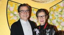 David Chiang says wife is free from cancer