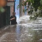 Tropical storm turns deadly as it whips through El Salvador