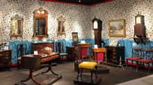 The Winter Show Modernizes the Antique Fair with Creative, Colorful Booths—and an App