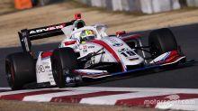 Motegi Super Formula: Sekiguchi tops pre-event test