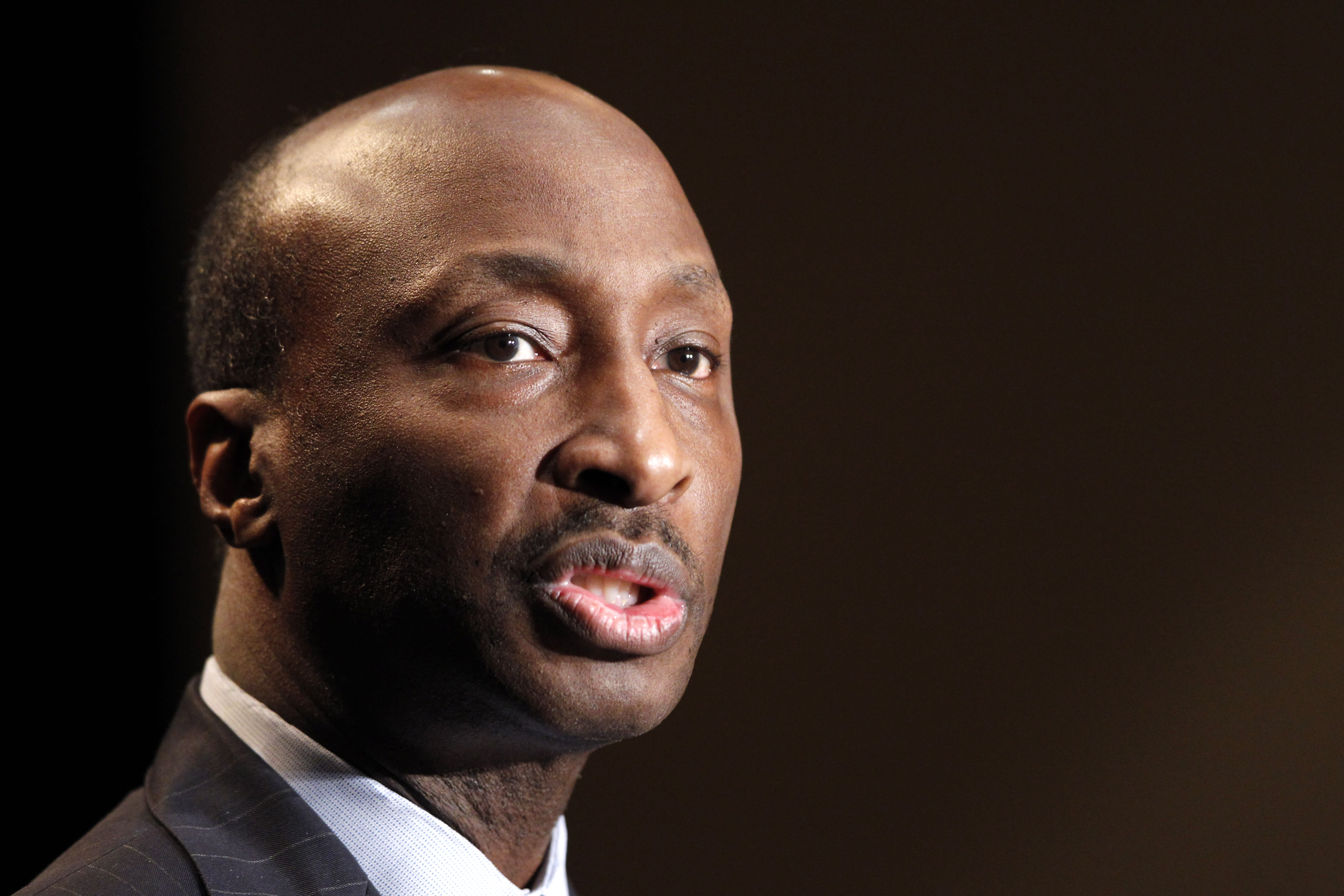 Merck CEO: Stepping down from Trump council was 'not a political issue'