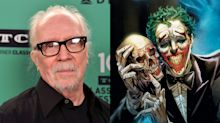 Horror maestro John Carpenter is writing a Joker comic book for DC